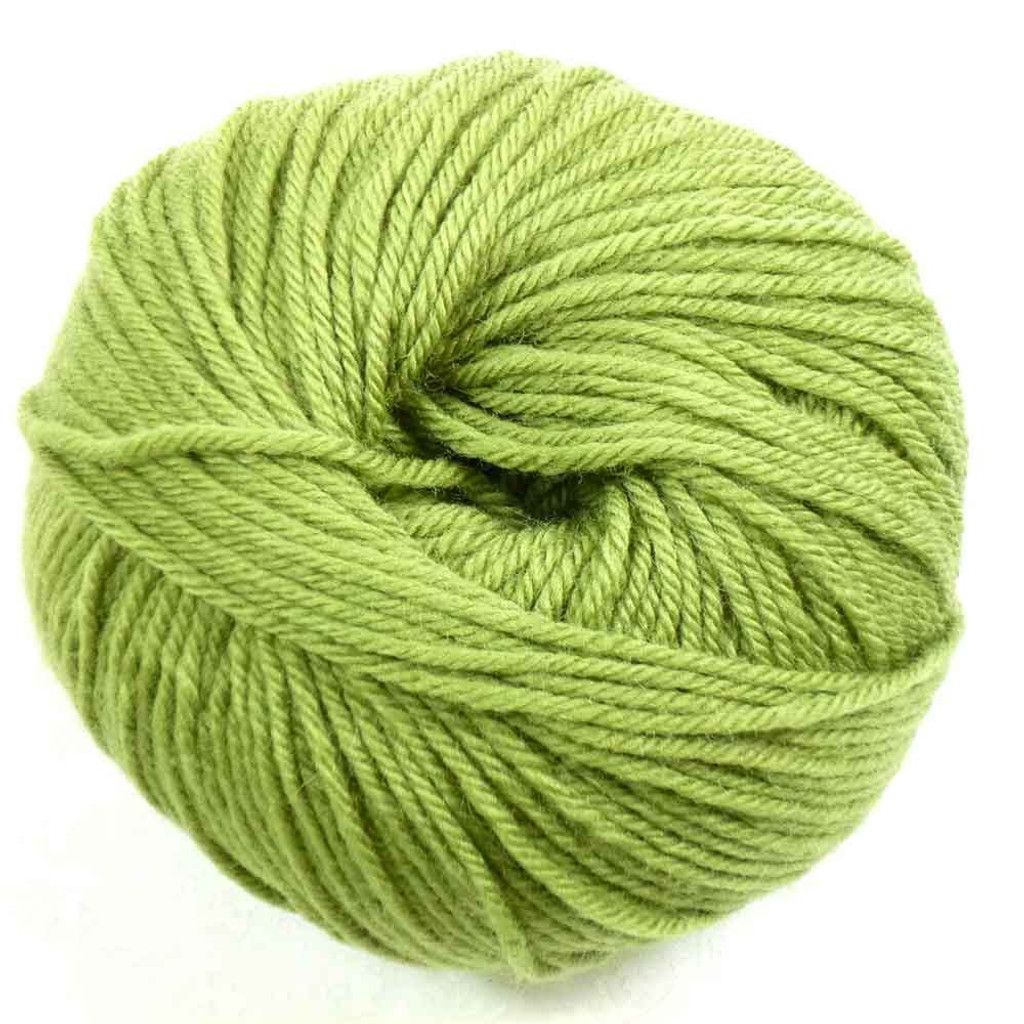 Rowan Pure Wool DK, 50g Balls | 020 Parsley