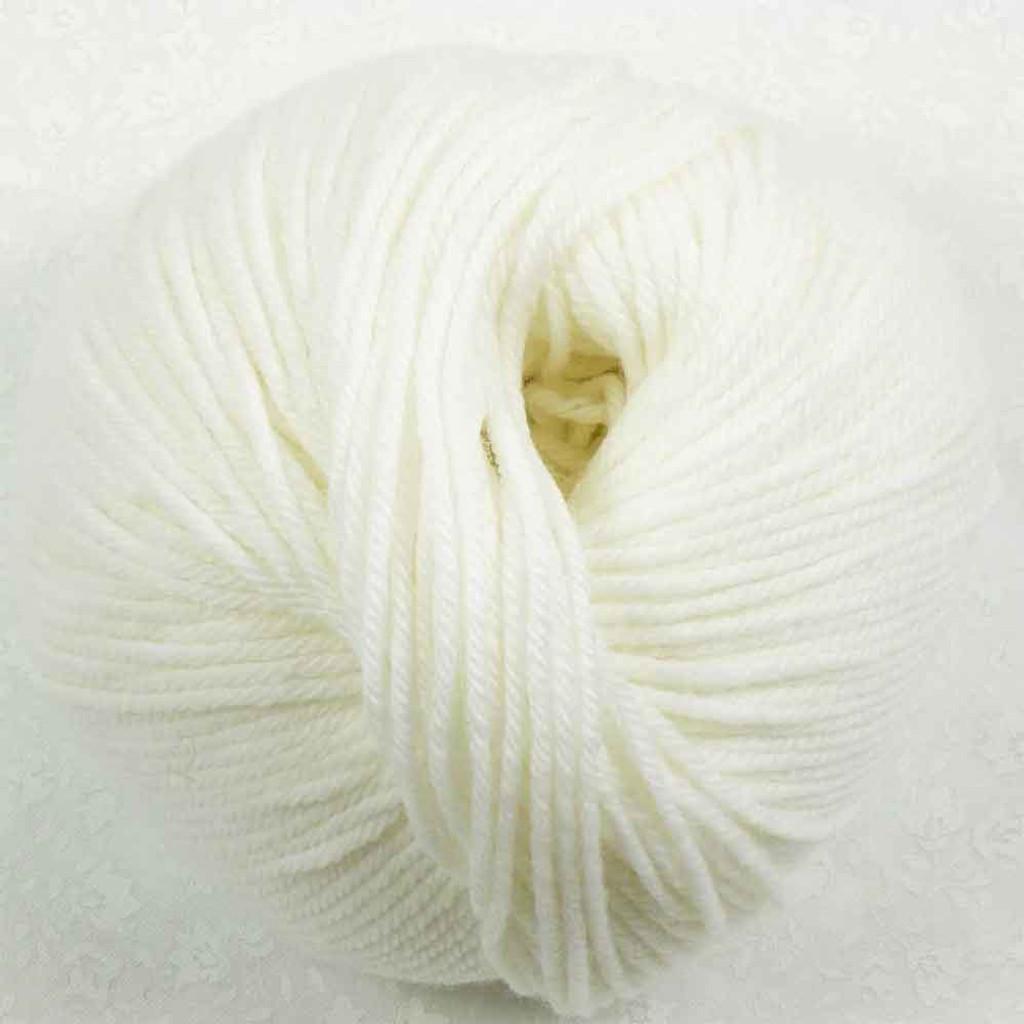Rowan Pure Wool DK, 50g Balls | 012 Snow