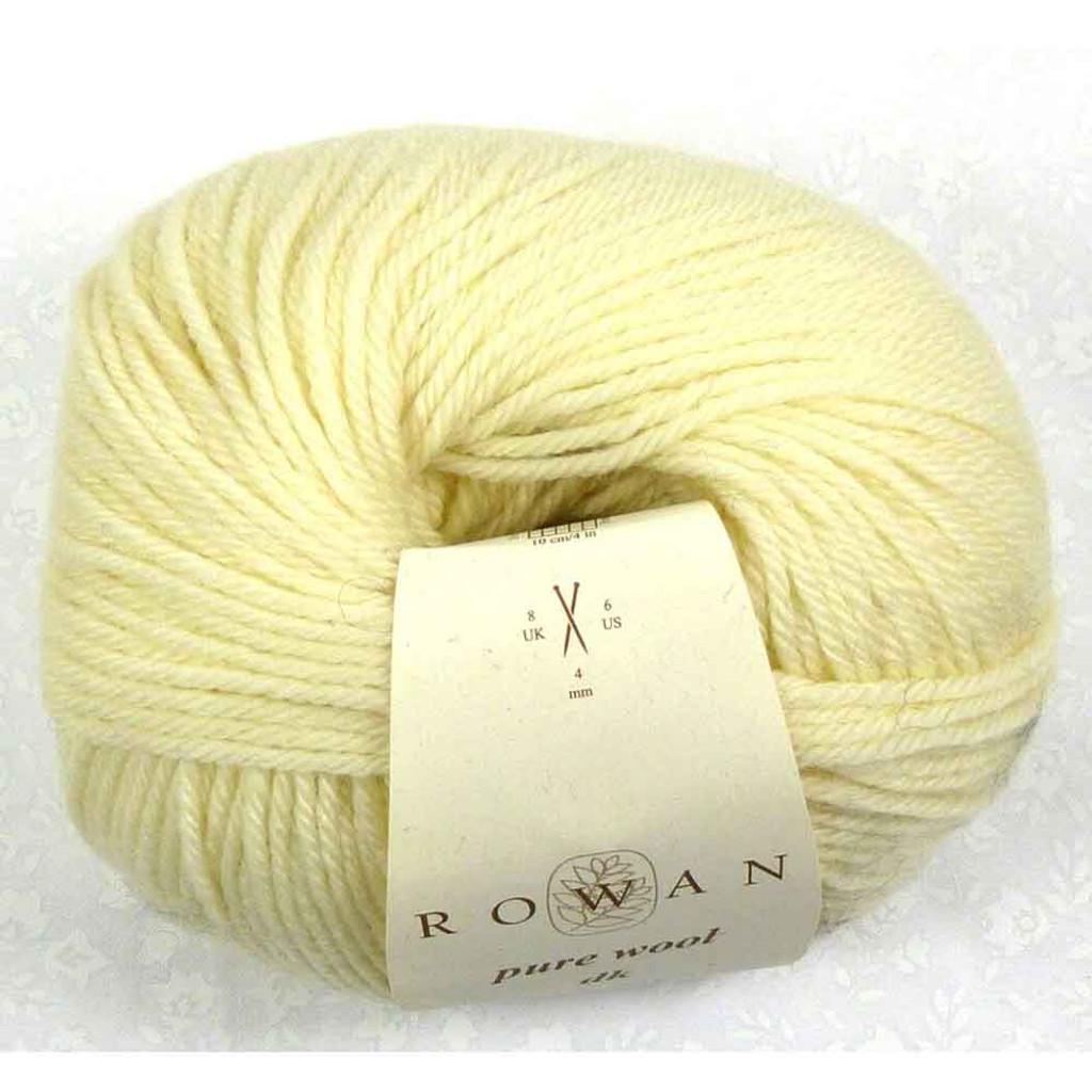 Rowan Pure Wool DK, 50g Balls | 013 Enamel