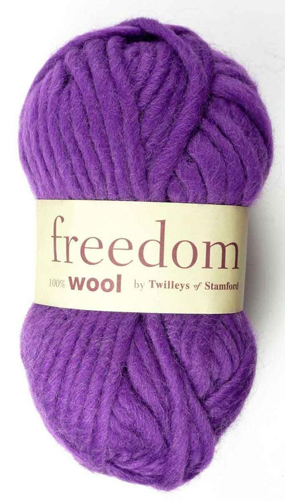 Twilleys Freedom Wool | 0434 Magenta