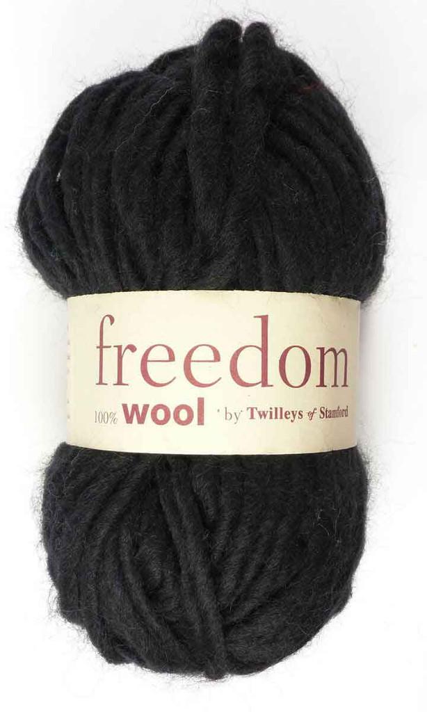 Twilleys Freedom Wool | 0407 Black