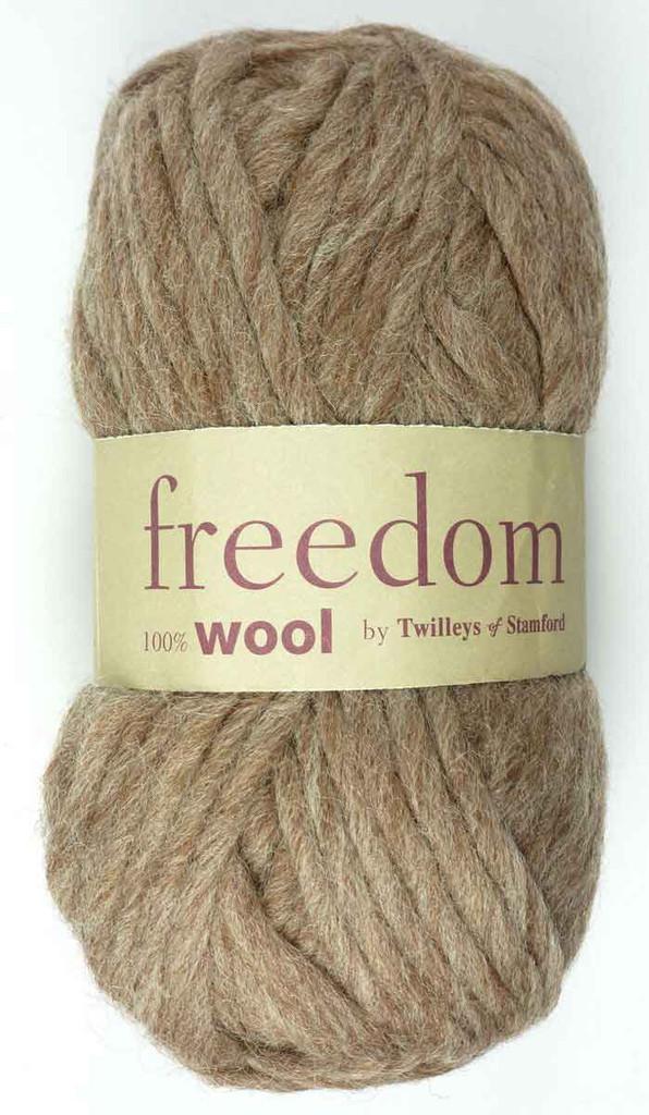 Twilleys Freedom Wool | 0432 Light Brown