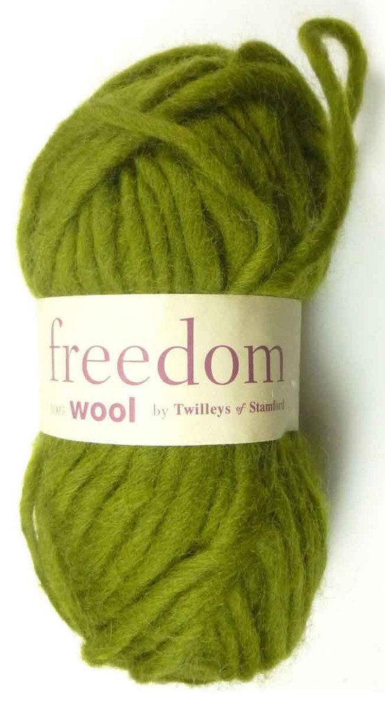 Twilleys Freedom Wool | 0420 Olive Green