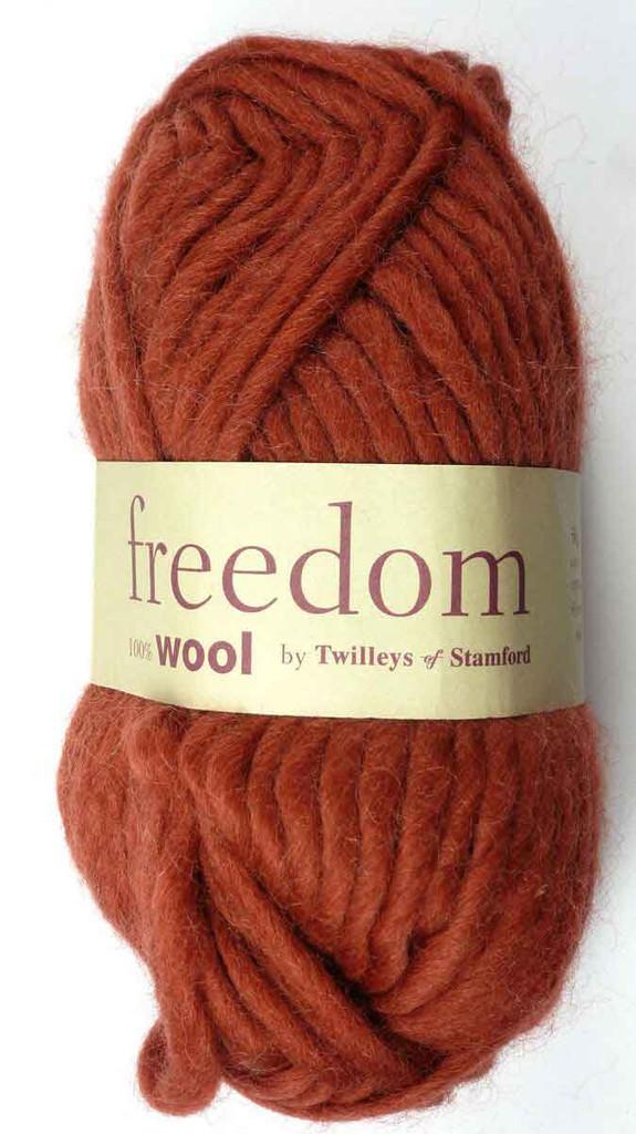 Twilleys Freedom Wool | 0436 Chestnut