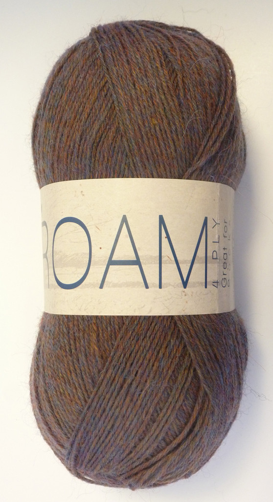 Wendy Roam 4 Ply Knitting Yarn, 100g Balls | Various Colours - Main Image