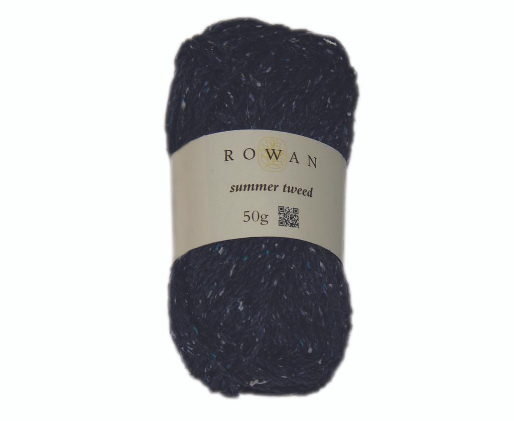 Rowan Summer Tweed Aran Knitting Yarn - Main image