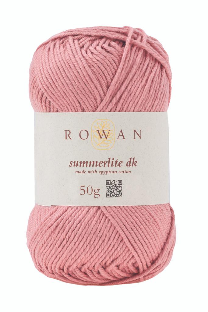 Rowan Summerlite DK Knitting Yarn, 50g Balls | 452 Plaster