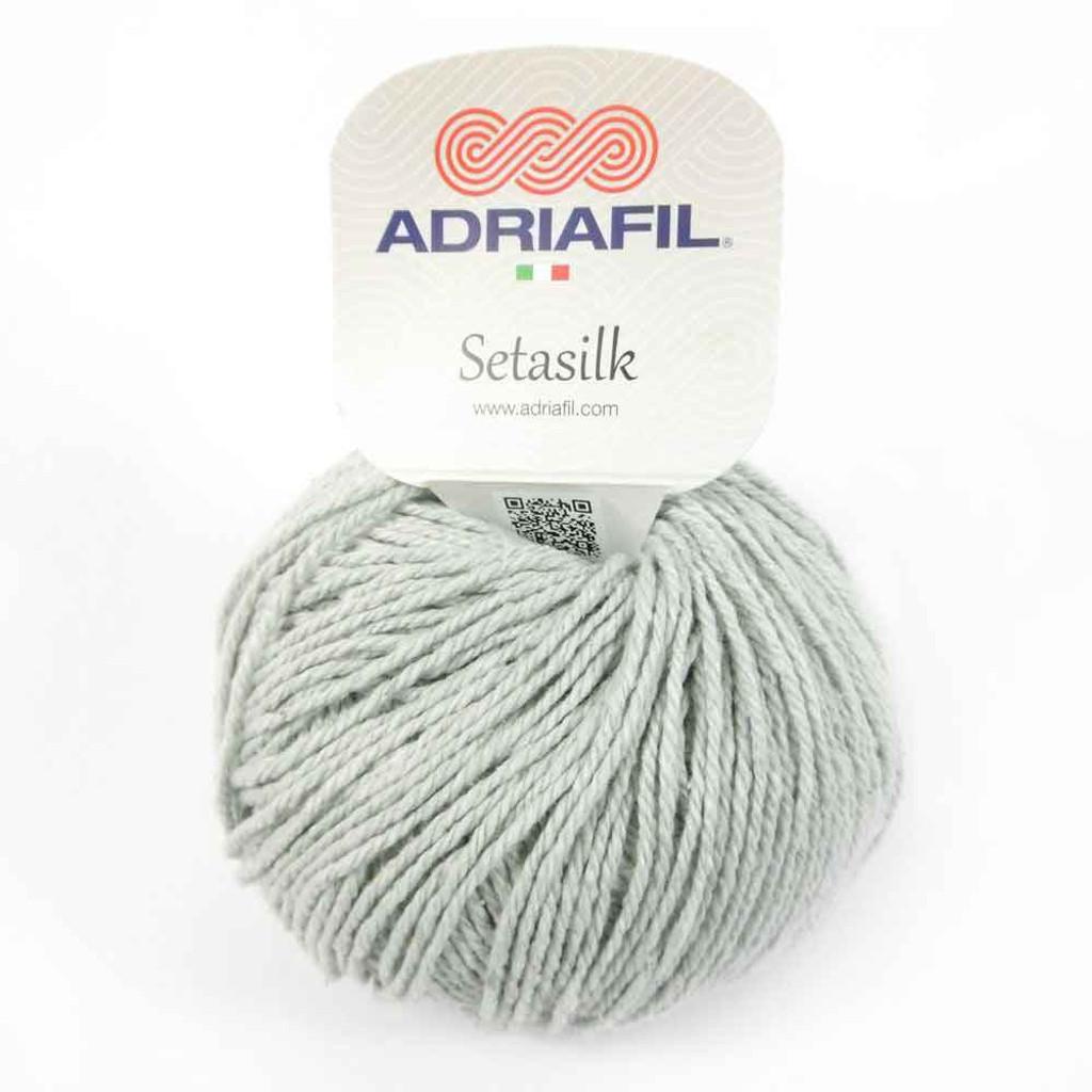 Setasilk DK Summer yarn | Adriafil - 62 Pearl