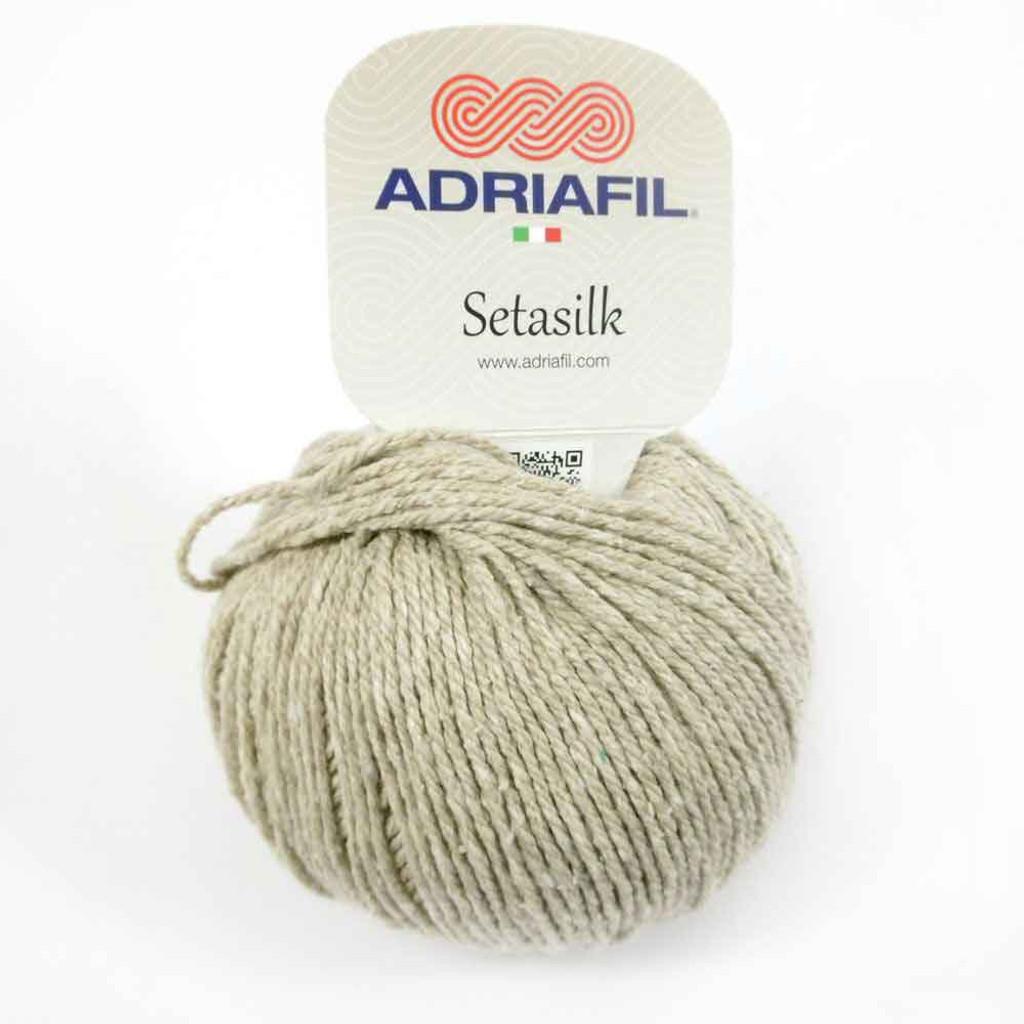 Setasilk DK Summer yarn | Adriafil - 61 Ecru