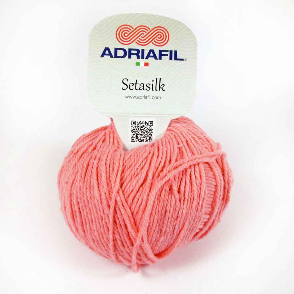 Setasilk DK Summer yarn | Adriafil  - 63 Peaches