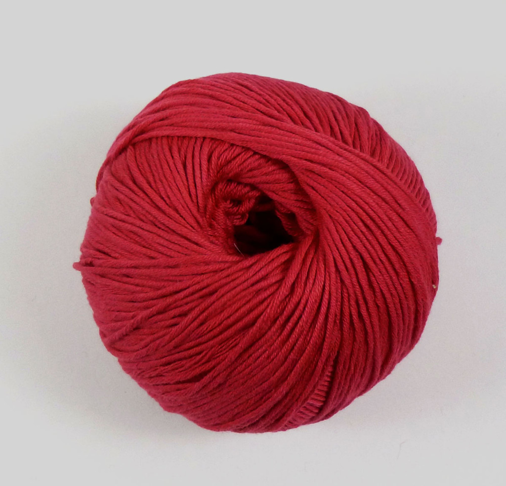 DMC Natura Just Cotton - N61 Crimson