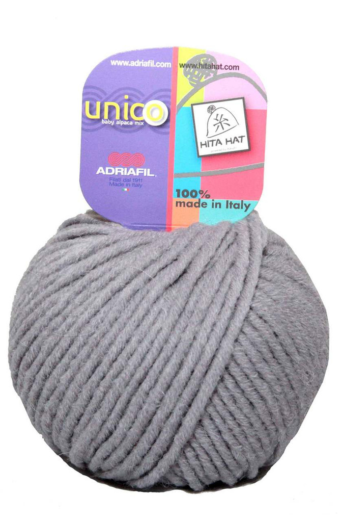Adriafil Unico Chunky Yarn | Various Colours | 61 Ice