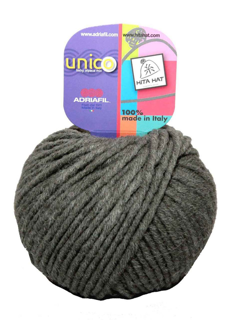 Adriafil Unico Chunky Yarn | Various Colours | 65 Light Green Olive