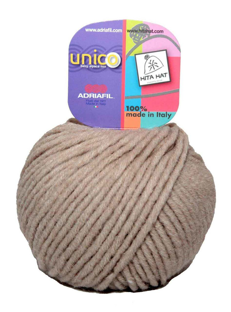 Adriafil Unico Chunky Yarn | Various Colours | 69 Sand