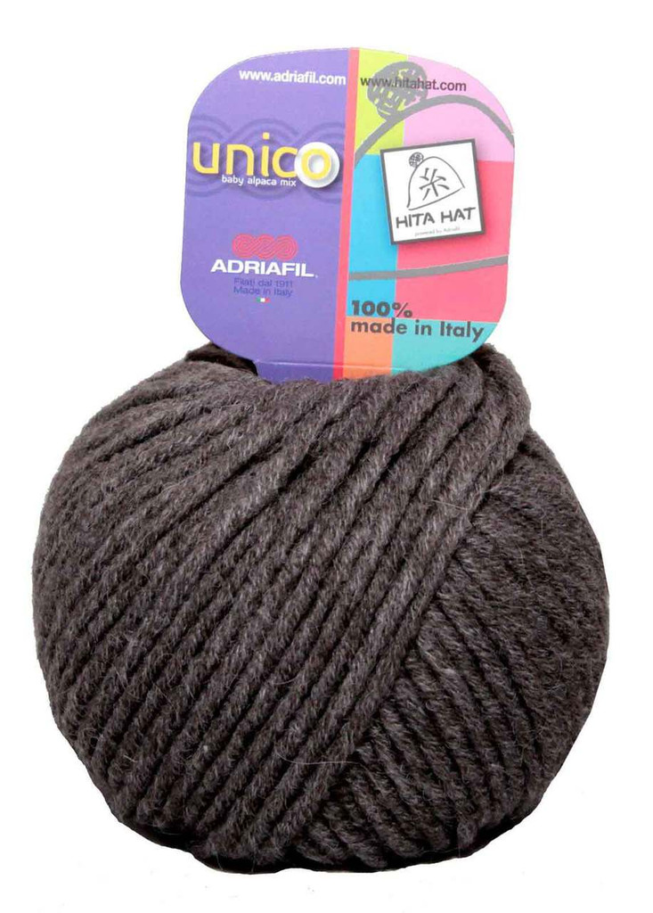 Adriafil Unico Chunky Yarn | Various Colours | 70 Mud