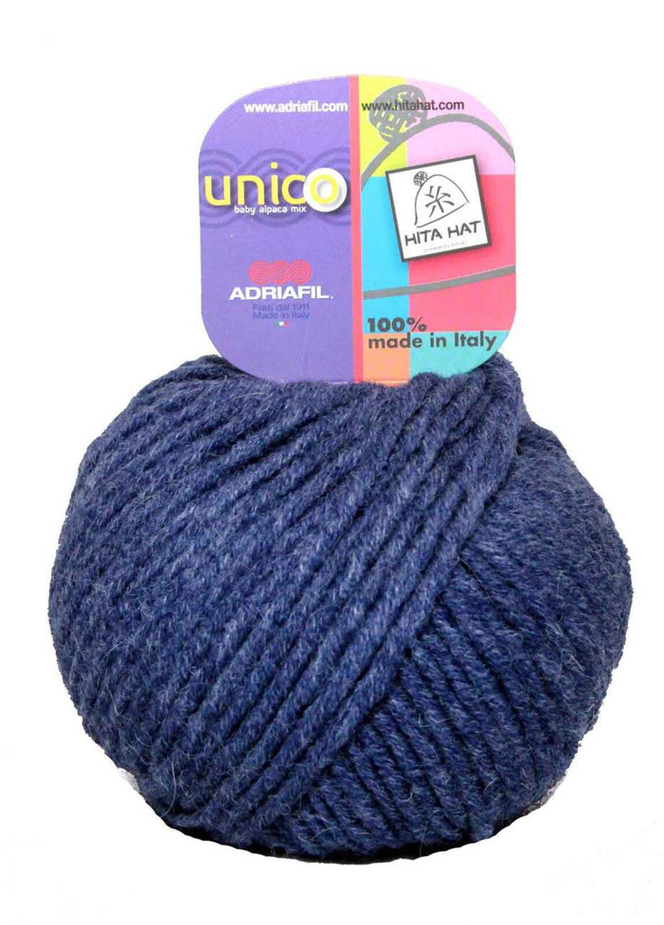 Adriafil Unico Chunky Yarn | Various Colours | 73 Night
