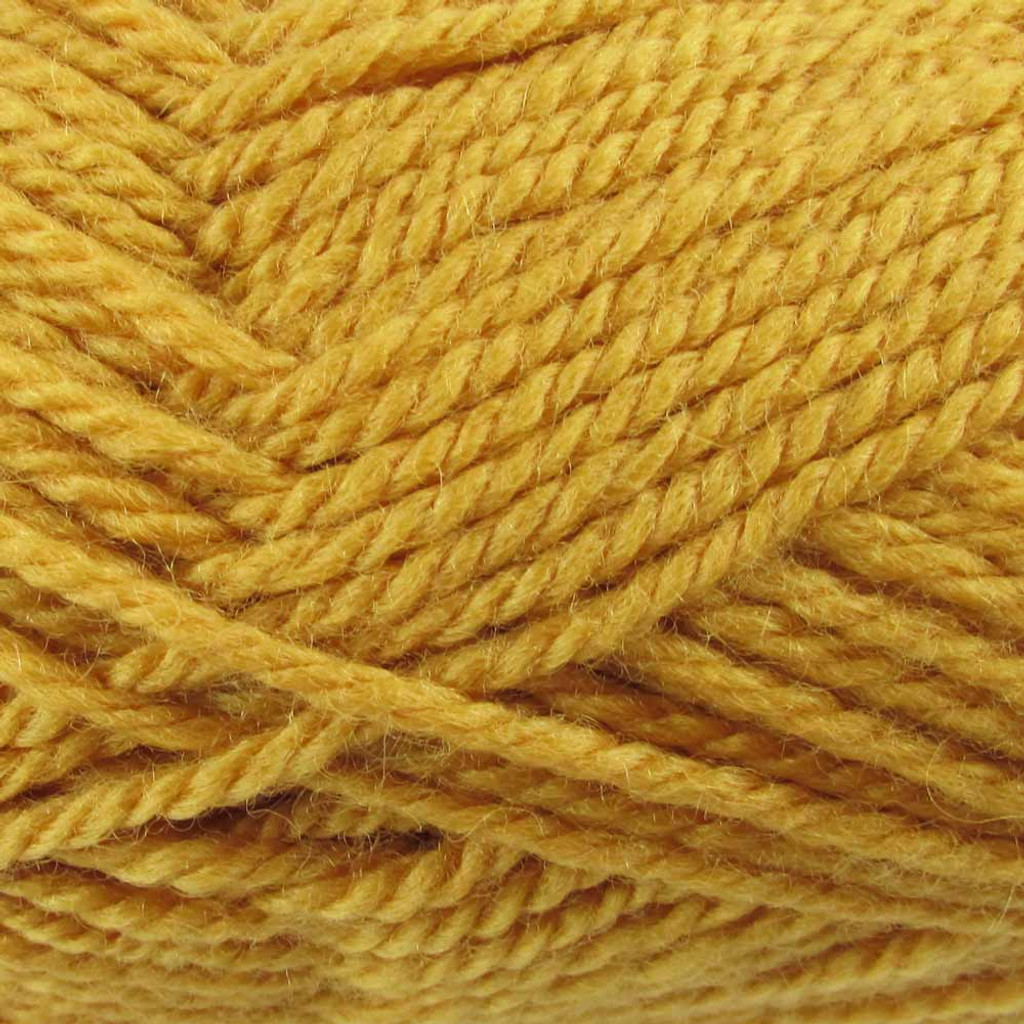 WYS Blue Faced Leicester Aran 50g | Various Shades - Honey