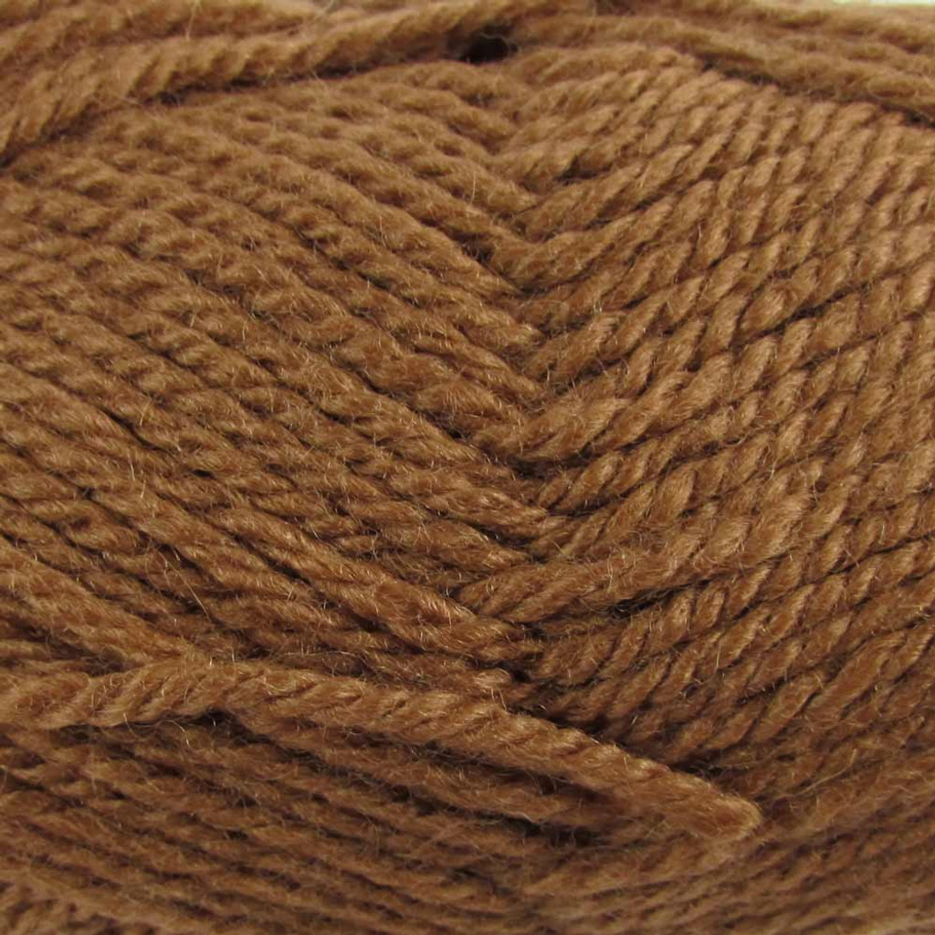WYS Blue Faced Leicester Aran 50g | Various Shades - Mocha