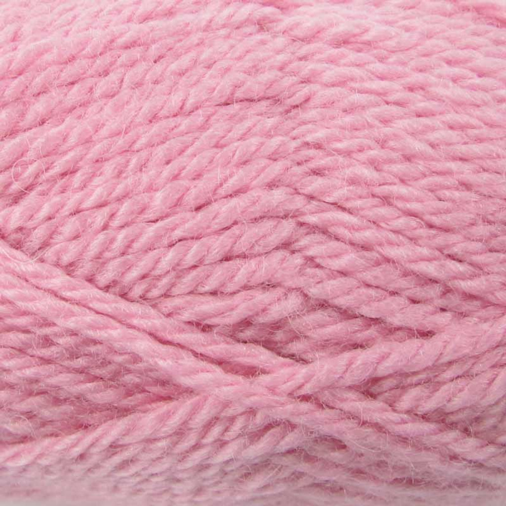 WYS Blue Faced Leicester Aran 50g | Various Shades - Wild Rose