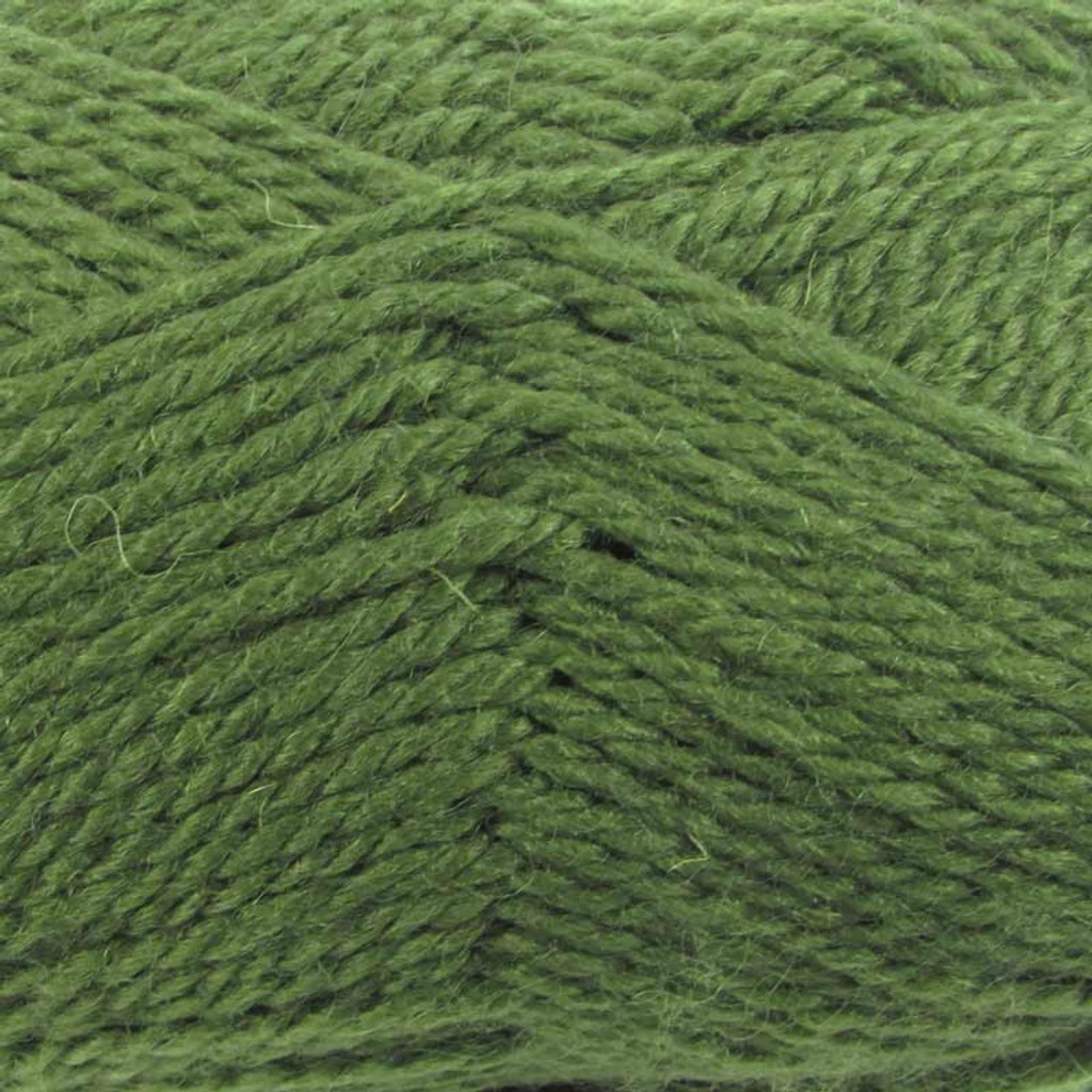 WYS Blue Faced Leicester Aran 50g | Various Shades - Avocado