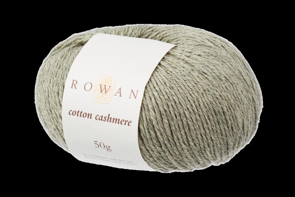 Rowan Cotton Cashmere DK Knitting Yarn, 50g Donuts   Various Shades  - 219 Sea Spray