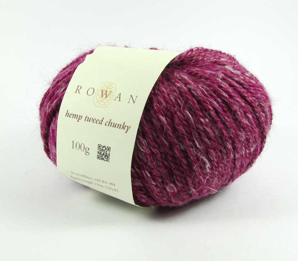 Rowan Hemp Tweed Chunky - 100g balls | various shades - Awesome main picture
