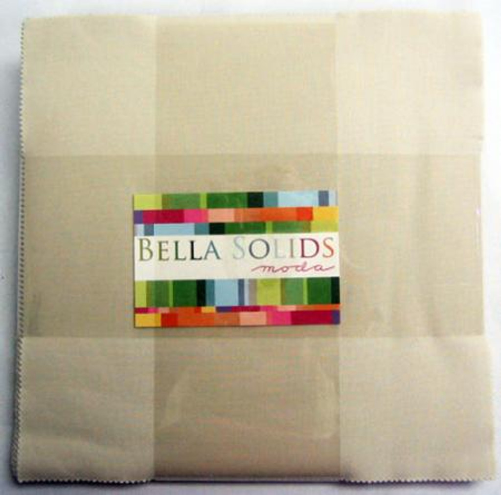Bella Solids | Moda Fabrics | Naturals | Layer Cake