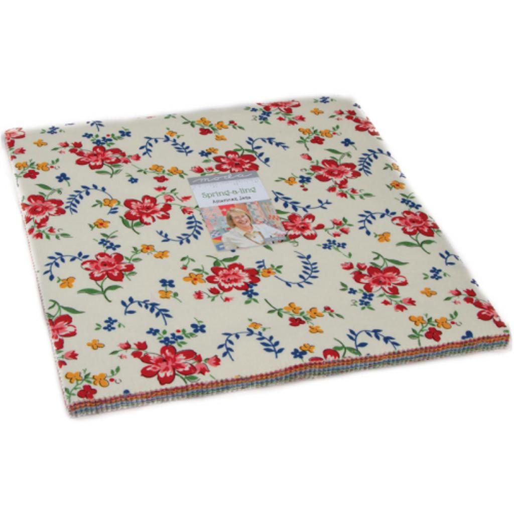 Spring-a-Ling | American Jane | Moda Fabrics | Layer Cake - Main Image