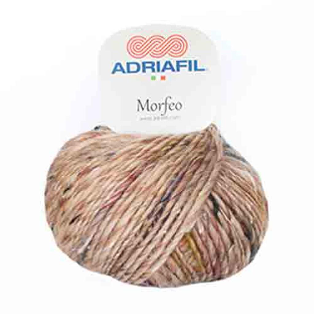 Adriafil Morfeo Aran / Chunky Knitting Yarn, 50g Balls | Various Shades - shade 20 Mexican lace agate