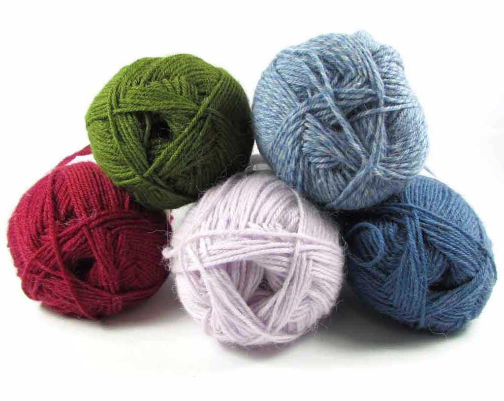 WYS Illustrious DK Knitting Yarn, 100g Balls | Various Shades - Main Image