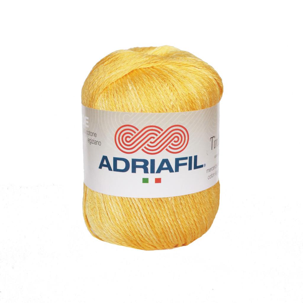 Tintarella Dk Cotton yarn 50g balls | various shades | Adriafil - 66 Daffodils