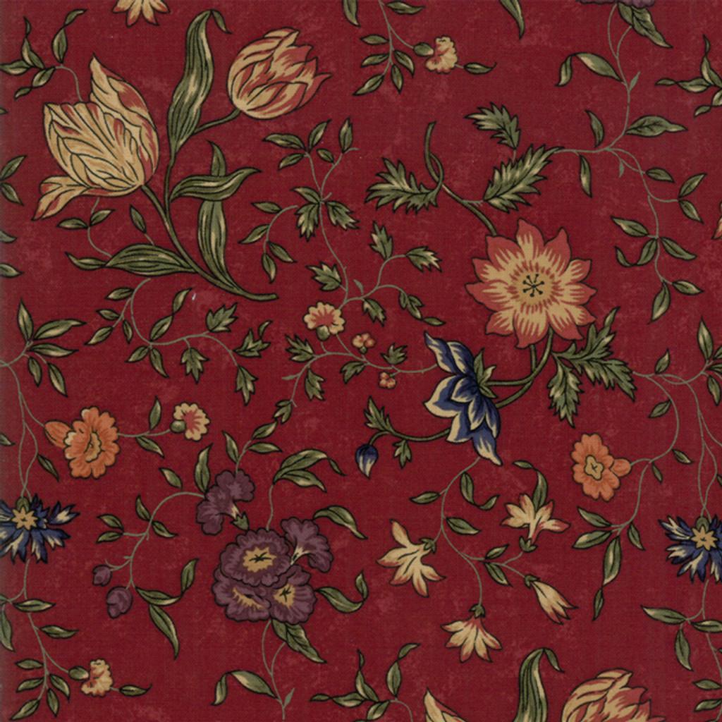 On Meadowlark Pond | Kansas Troubles Quilters | Moda Fabrics | 9590-13