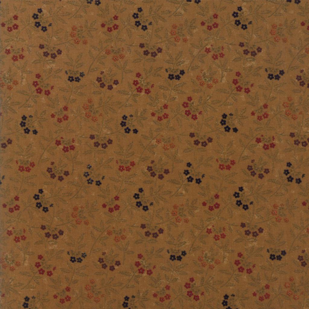 On Meadowlark Pond | Kansas Troubles Quilters | Moda Fabrics | 9592-12
