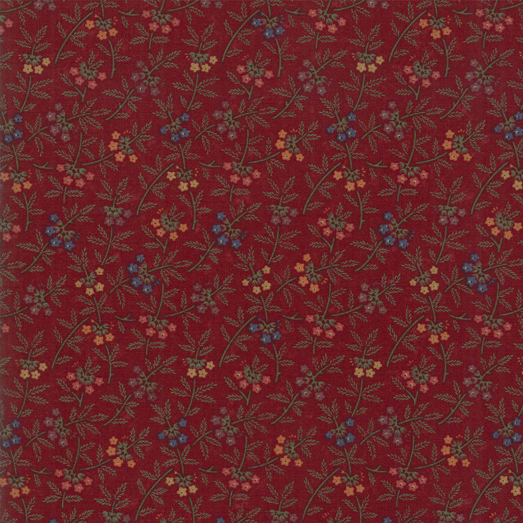 On Meadowlark Pond | Kansas Troubles Quilters | Moda Fabrics | 9592-13