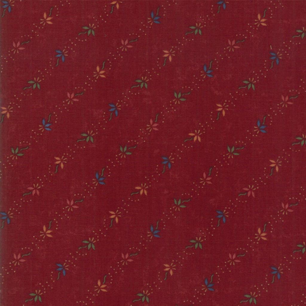 On Meadowlark Pond | Kansas Troubles Quilters | Moda Fabrics | 9594-13