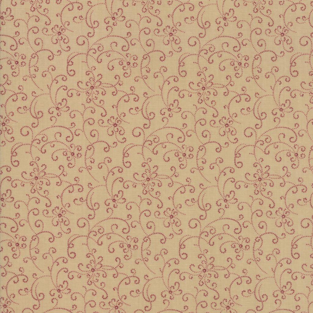 On Meadowlark Pond | Kansas Troubles Quilters | Moda Fabrics | 9597-11