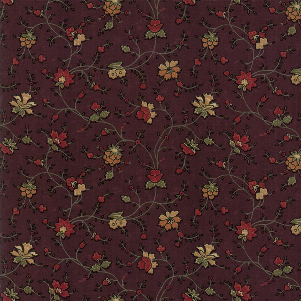 On Meadowlark Pond | Kansas Troubles Quilters | Moda Fabrics | 9591-16