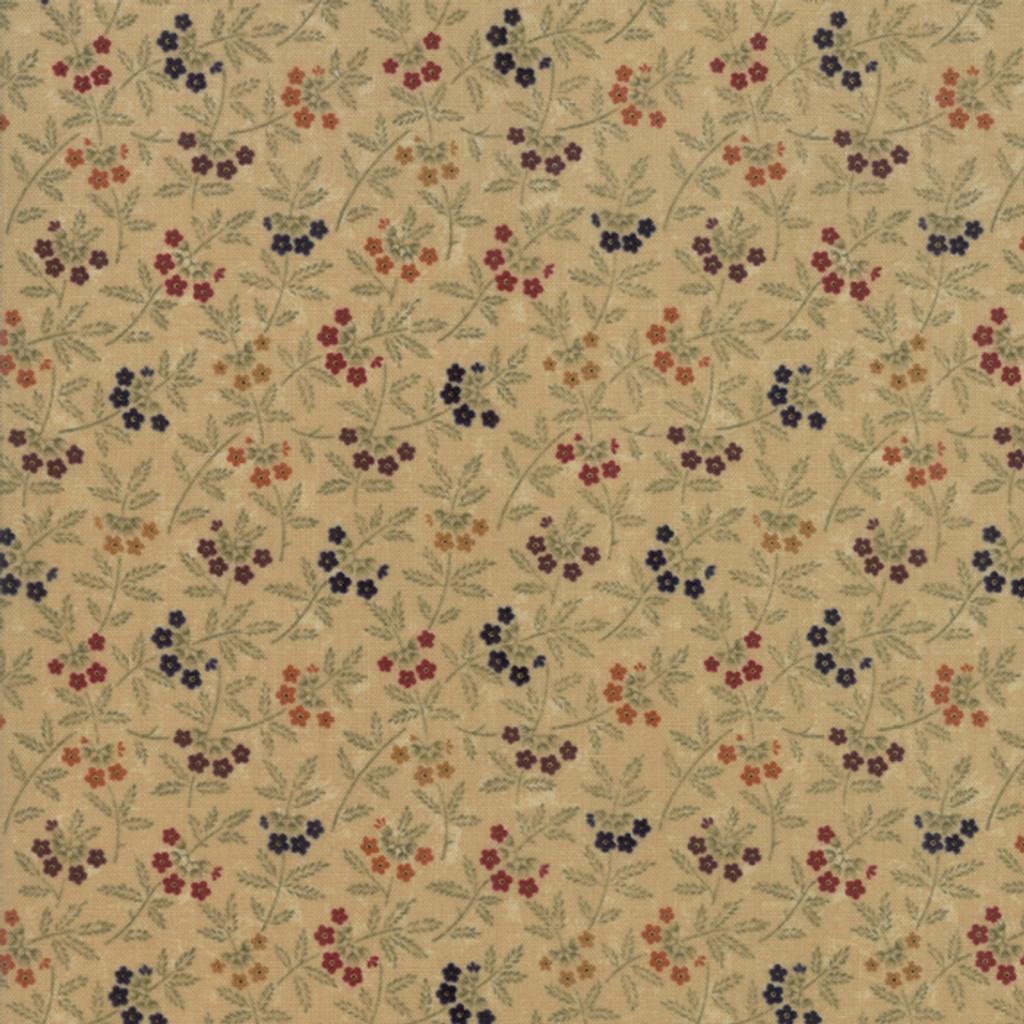 On Meadowlark Pond | Kansas Troubles Quilters | Moda Fabrics | 9592-11