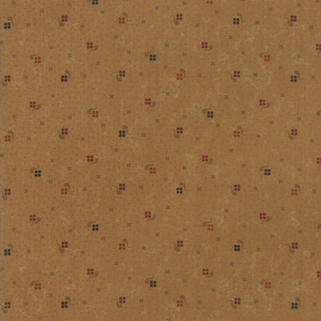 On Meadowlark Pond | Kansas Troubles Quilters | Moda Fabrics | 9596-12