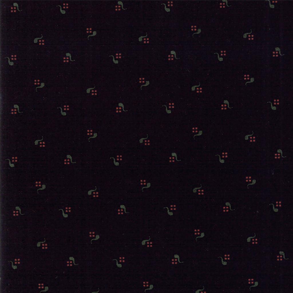 On Meadowlark Pond | Kansas Troubles Quilters | Moda Fabrics | 9596-19