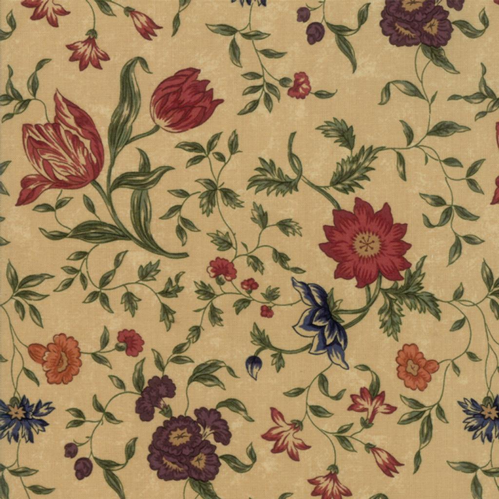 On Meadowlark Pond | Kansas Troubles Quilters | Moda Fabrics | 9590-11
