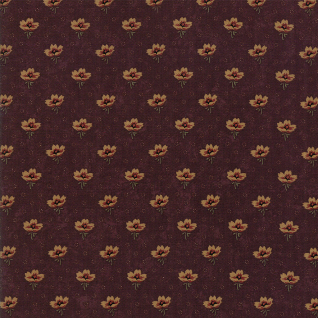 On Meadowlark Pond | Kansas Troubles Quilters | Moda Fabrics | 9593-16