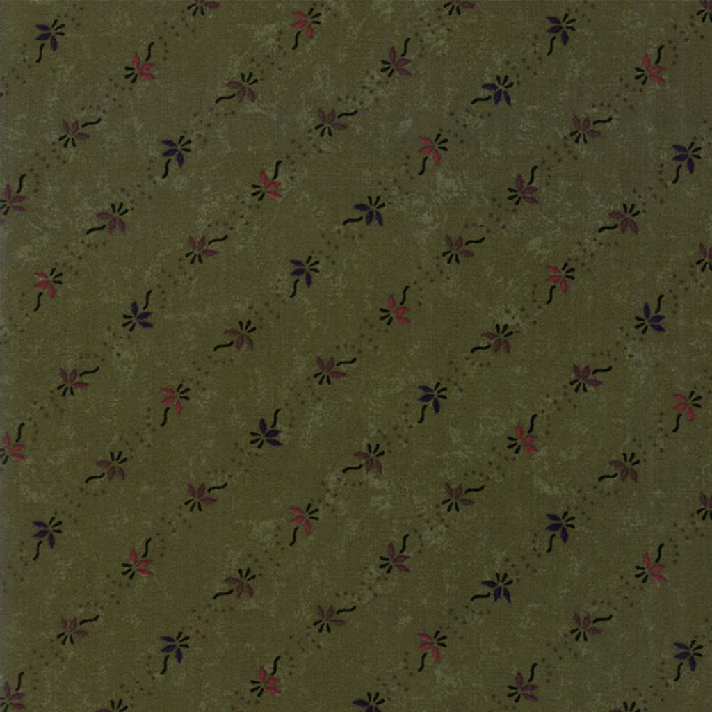 On Meadowlark Pond | Kansas Troubles Quilters | Moda Fabrics | 9594-15