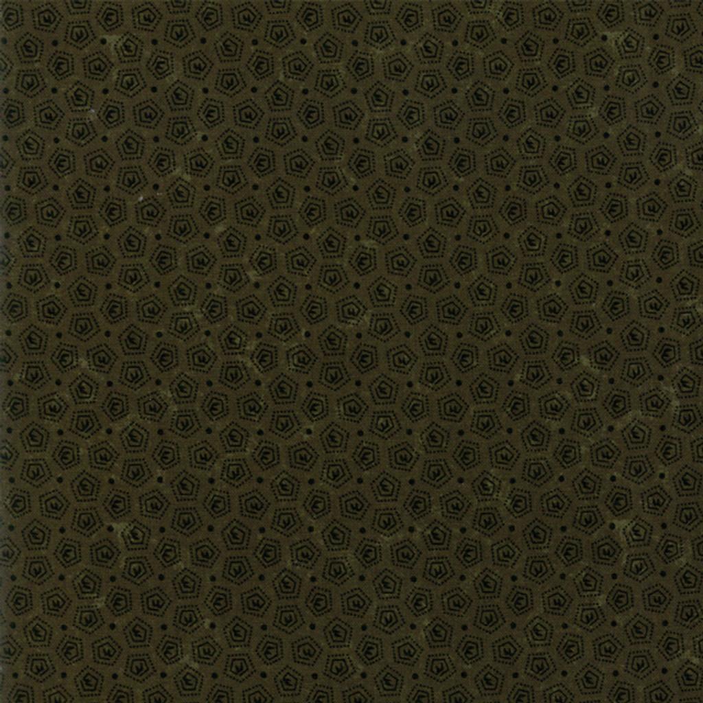 On Meadowlark Pond | Kansas Troubles Quilters | Moda Fabrics | 9595-15