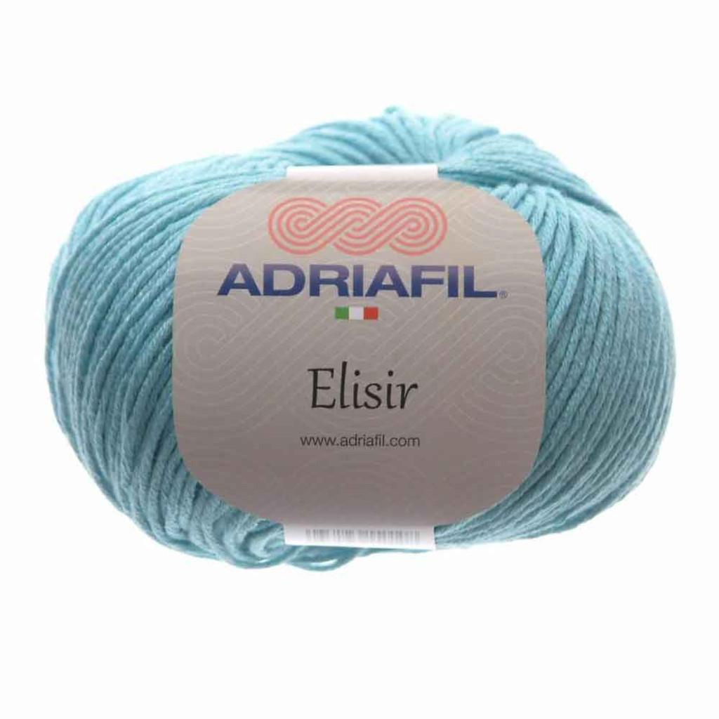 Adriafil Elisir DK Yarn | 50g Donuts | 33 Aqua
