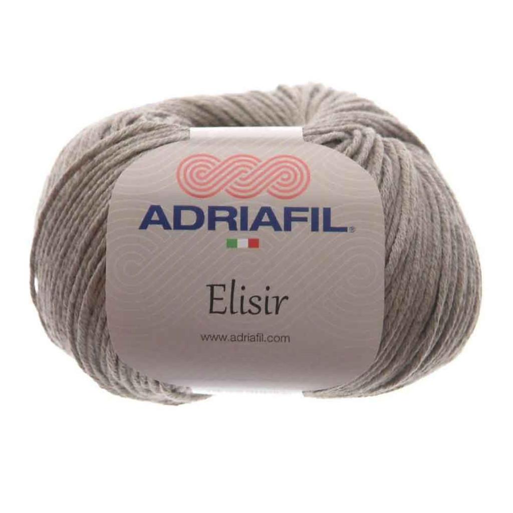 Adriafil Elisir DK Yarn | 50g Donuts | 36 Hazelnut