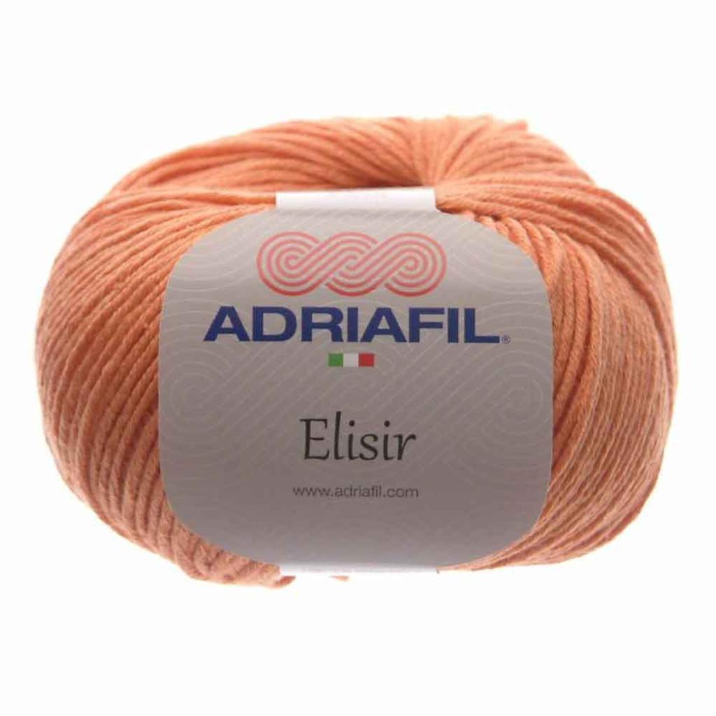 Adriafil Elisir DK Yarn | 50g Donuts | 37 Persimmon