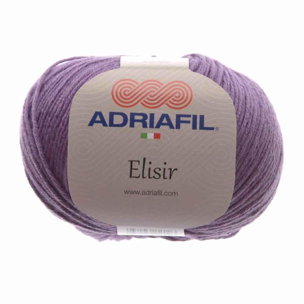 Adriafil Elisir DK Yarn | 50g Donuts | 38 Plum