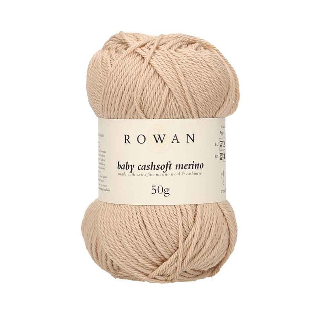 Rowan Baby Cashsoft Merino 4 Ply Yarn   103 Camel