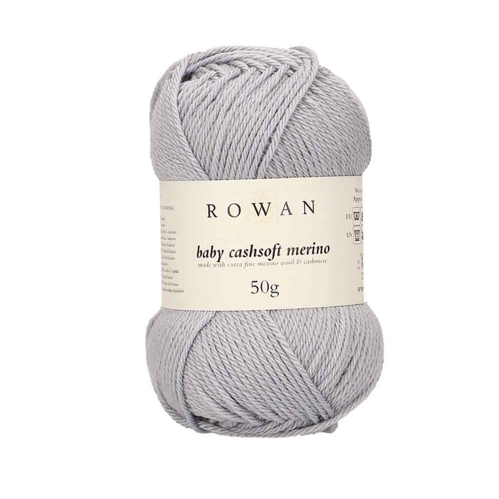 Rowan Baby Cashsoft Merino 4 Ply Yarn   107 Baby Blue